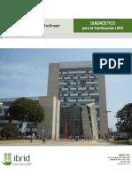 Diagnóstico EBOM - Complejo Felipe Mac Gregor