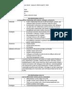 psiii professional growth plan