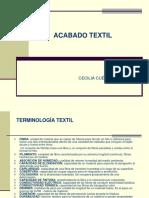Terminología Textil 2