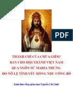 Thánh Chỉ Của Chúa Giêsu