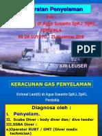 Kedaruratan Penyelaman Dan P3K _RS DR SUYOTO_23 NOV 2016