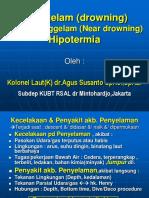 Sindroma Tertelan Air Asin Dan Hipotermia_RS Dr Suyoto_23 Nov 2016