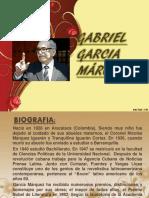 Gabriel Garcia Márquez