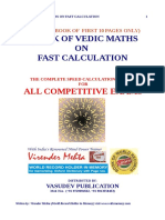 Sample Vedic Math (1)
