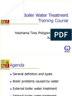 Boiler Water Treatment Training Course