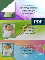 Mok UNtuk Bayi Baru Lahir