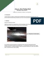 Fluting vs Non-Fluting Steel Technical Bulletin V14.0