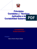 2.-Principios Contable y Tecnicos Gubernamental I