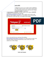 School Online Accounts Procedures