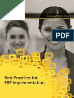 Implementation ERP Success WP ENS