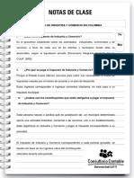 Nota de clase 65 el impuesto de industria y comercio en Colombia.pdf