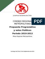 Propuesta Con Solid Ada Consejo Regional