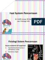 Kuliah Sistem Pencernaan S1