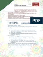 BCEMC Presentation Outline Assignment