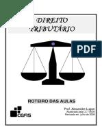 Direito Tributário - Alexandre Lugon