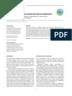 Enterococcus Faecalis a Resistant Microbe in Endodontics