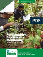Participatory Biodiversity Monitoring