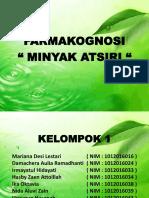 PPT Farmakog Oleum KEL 1