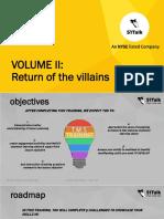 Return of the Villains FINAL - For TEACHERS