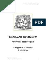 MOK1 Grammar English