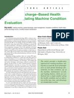 Health Index Calculation