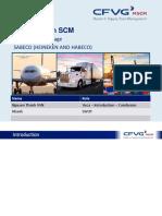 Vuca World Implicated Into SCM (SWOT)