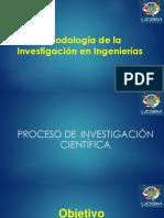 1.4 Proceso de La Investigacion Cientifica UCSM