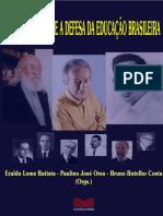 Livro _ Os Intelectuais Da Educação Brasileira