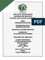 Equilibrio Del Mercado 2018-Portero