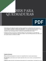 Ortese Queimadura