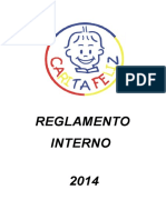 Reglamento Interno Cf2014 Ok