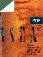 ISEA94 Catalogue