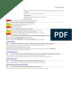 ISO 9001 2015 Internal Audit Tracker Sample