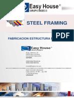 Steel Framing - Perfilería Easy House 2015