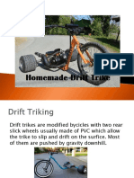 Drfit Trike 2