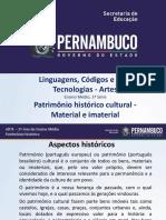 Patrimônio Histórico Cultural  Material e Imaterial (1).pptx