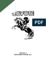 001 - El Coyote