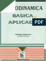 Termodinamica Básica y Aplicada - Isidoro Martinez - 1ed.pdf