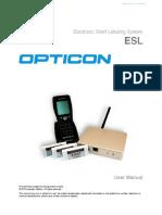 ESL User Manual