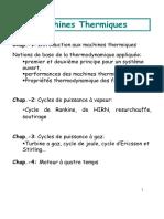 Chapitre 1-Thermodynamique Des Syst Mes Ouverts (1)