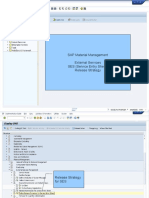 SAP_ MM - Service Release Strategy