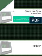 Sinkop Dan Syok