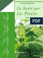 La Sante Par Les Plantes Erick Gbodossou