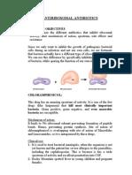 Microsoft Word - Antiribosomal Antibiotics