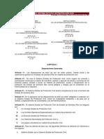 Ley Sistema Estatal de Proteccion Civil Qroo