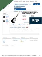 Guitarra eléctrica STRATOCASTER BULLET TREM RW, color black (BLK) - Cuerpo Sólido - Guitarras Eléctricas - Guitarras.pdf