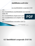 Tema. 4. Contabilitatea Activelor Entității