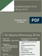 Pp Lapming Cvcu 2 Maret 2018