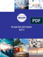 IRAM Plan Estudio 2017