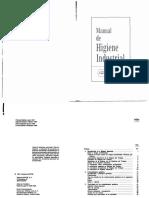 Higiene Industrial 1991 Manual Mapfre